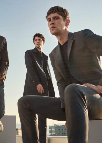 Mango Man launches new IMPROVED, its technologically-enhanced clothing collection.