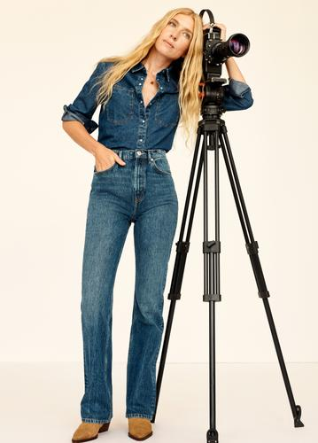 IDENIM, the Mango offering that combines the most popular garment in history, identity and respect for the environment.