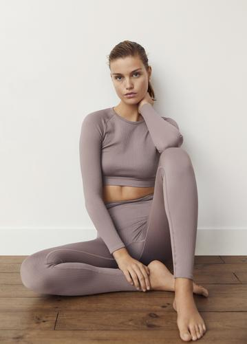 MANGO LAUNCHES ITS NEW ACTIVEWEAR COLLECTION