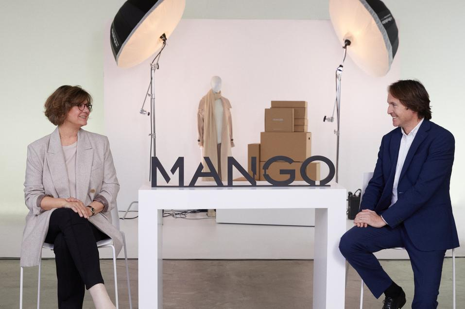 MANGO EXPECTS ONLINE TURNOVER TO REACH 1 BILLION EUROS IN 2021 - 01