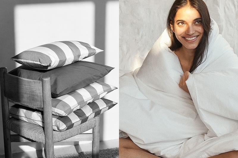 In April, Mango will launch its first homeware collection, inspired by the Mediterranean