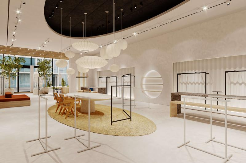 MANGO LAUNCHES A NEW MEDITERRANEAN-INSPIRED STORE CONCEPT