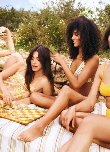SUMMER COMES TO MANGO WITH THE NEW COLLECTION  THE SUN IS EVERYWHERE