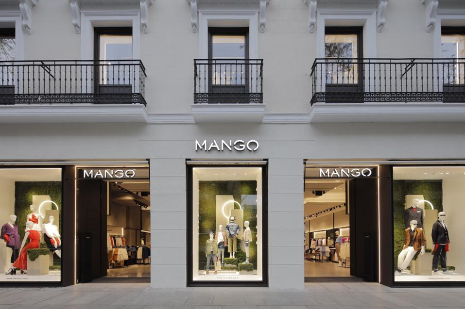 MANGO opens its new flagship store in Madrid's exclusive Serrano street - 01
