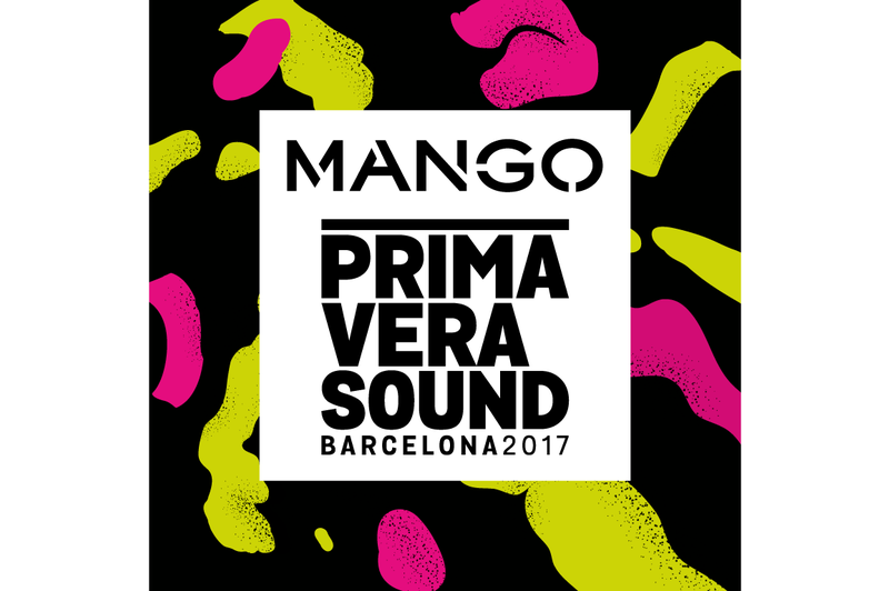 MANGO SPONSOR OF PRIMAVERA SOUND 2017