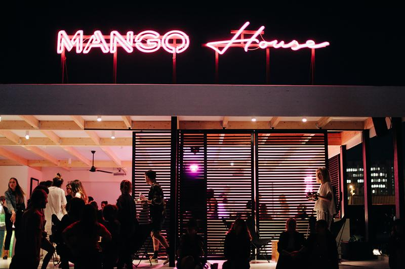 MANGO OPENS MANGO HOUSE AT  PRIMAVERA SOUND