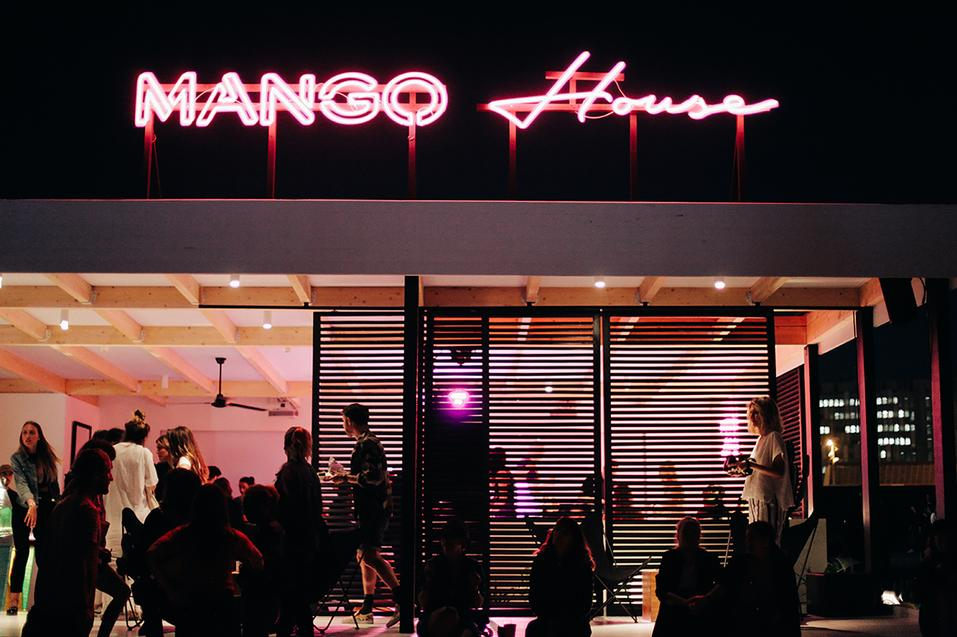 MANGO OPENS MANGO HOUSE AT  PRIMAVERA SOUND - 01