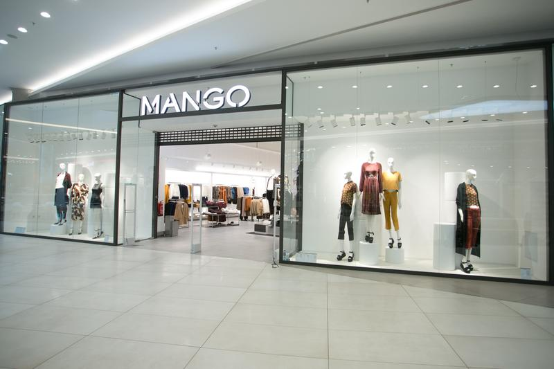 MANGO OPENS ITS SECOND STORE IN SLOVENIA