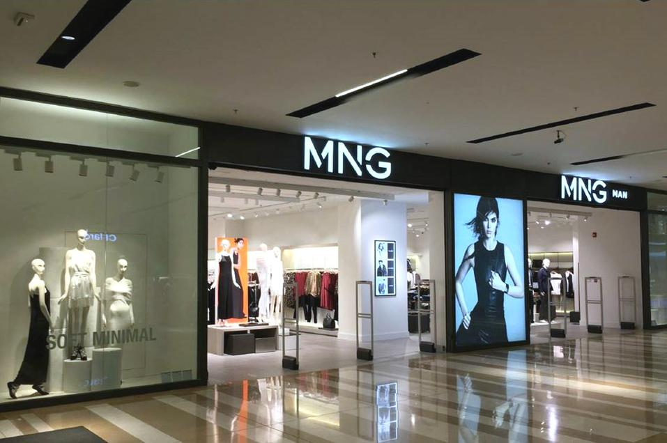 Colombia - new MANGO store