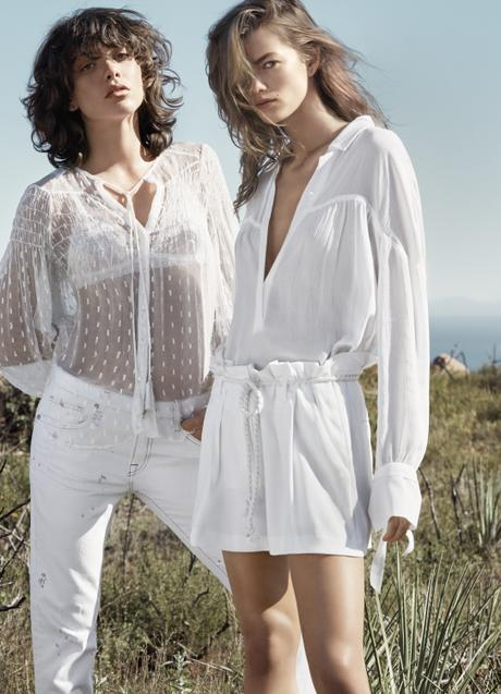 MANGO PRESENTS THE TRUE ROMANCE TREND FOR SPRING - 01