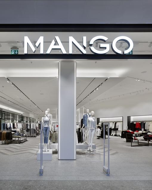 ARESE - New MANGO store
