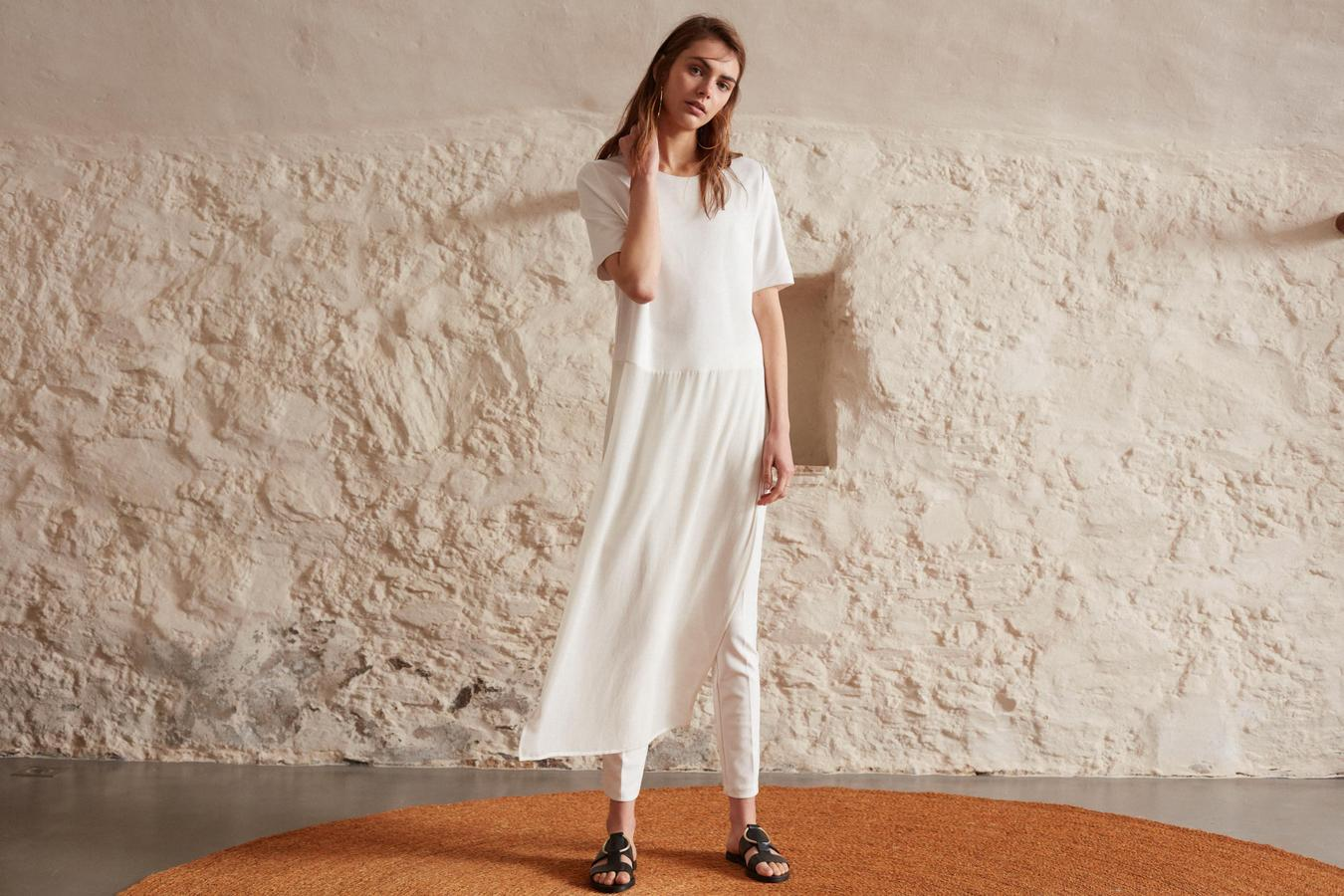 Mangos journey towards sustainable fashion recommend dress in on every day in 2019