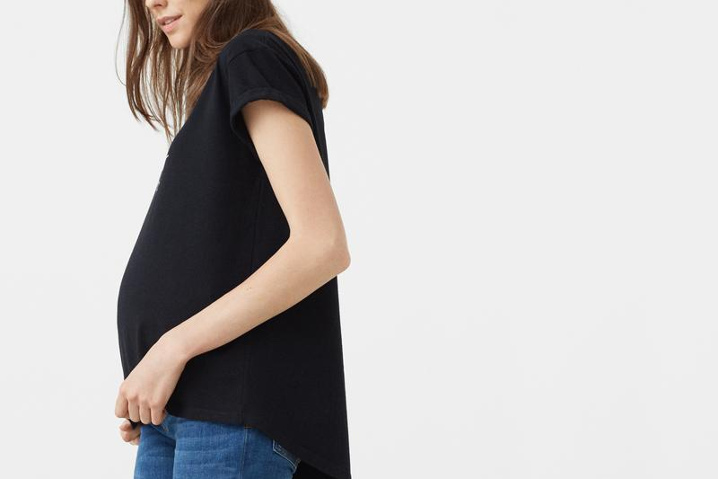 MANGO LAUNCHES A MATERNITY COLLECTION