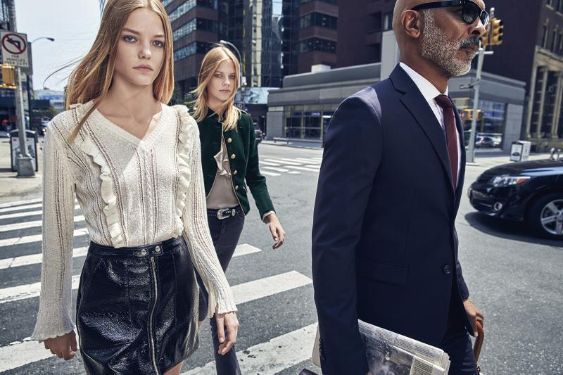 MANGO  LAUNCHES NEW CAMPAIGN WITH LEXI BOLING & ROOS ABELS