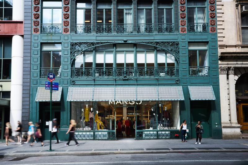 MANGO REOPENS IN NEW YORK WITH AN EXPERIENCE-THEMED FLAGSHIP STORE