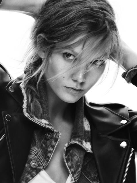 MANGO PRESENTS 90s GRUNGE WITH KARLIE KLOSS AND THE NEW METALLICS TREND - 01