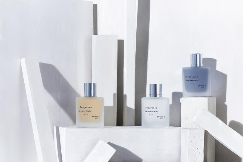 MANGO LANCIERT FRAGRANCE DEPARTMENT, SEINE NEUE HERRENDUFT-LINIE