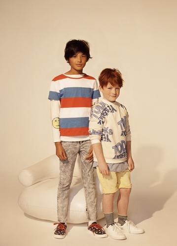 MANGO KIDS - Campagna Primavera Estate '18  - THE STUDIO PORTRAITS