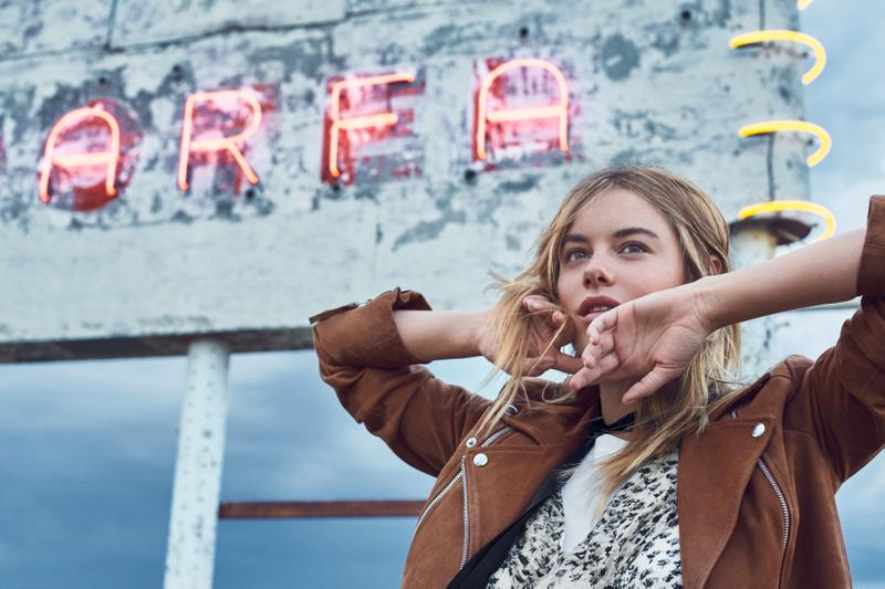 CAMILLE ROWE, JULIA RESTOIN ROITFELD AND ALMA JODOROWSKY STAR IN MANGO'S NEW DIGITAL PROJECT