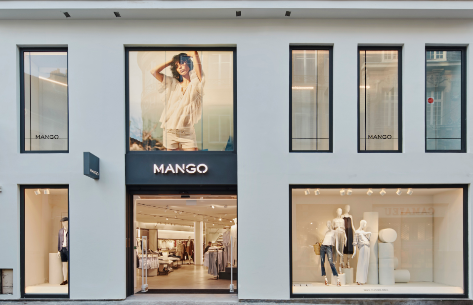 LILLE - Mango new store