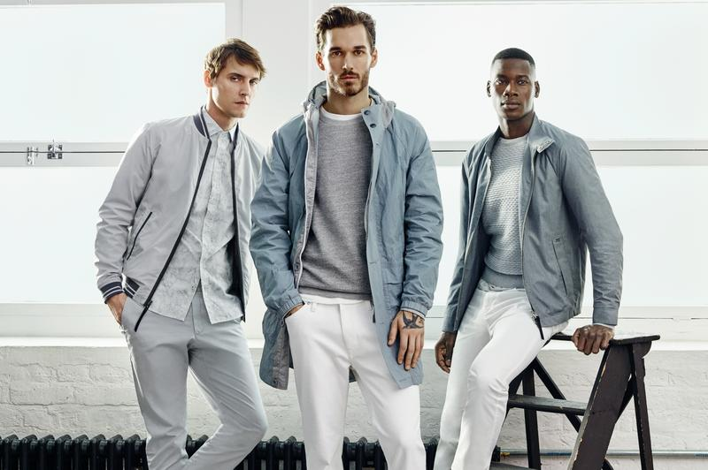 MANGO MAN APRESENTA THE NEW ESSENTIALS