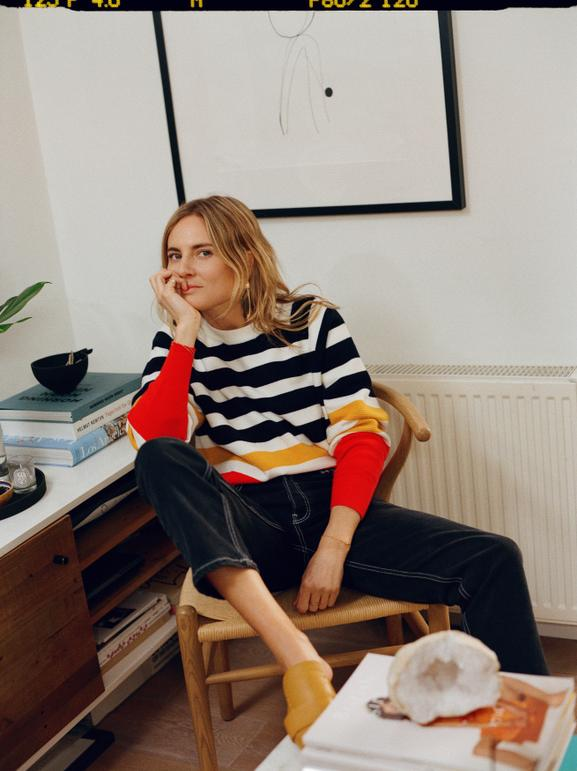A DAY WITH LUCY WILLIAMS - SS18  bf3947816183c