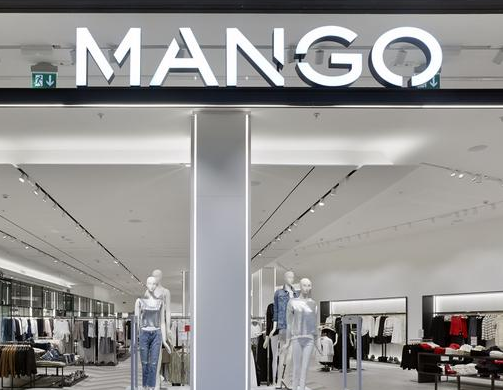 MEXICO - New MANGO store