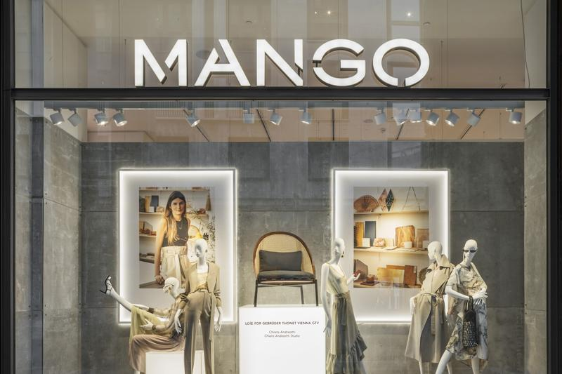MANGO Collaborates with four designers during Salone del Mobile in Milan