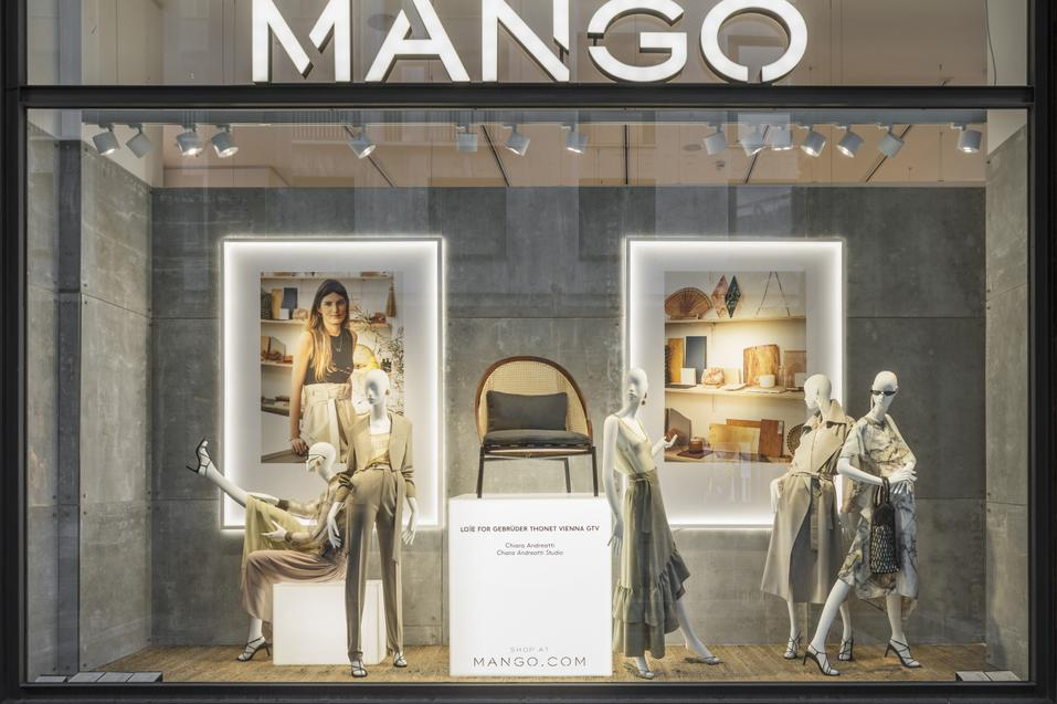 MANGO Collaborates with four designers during Salone del Mobile in Milan - 01