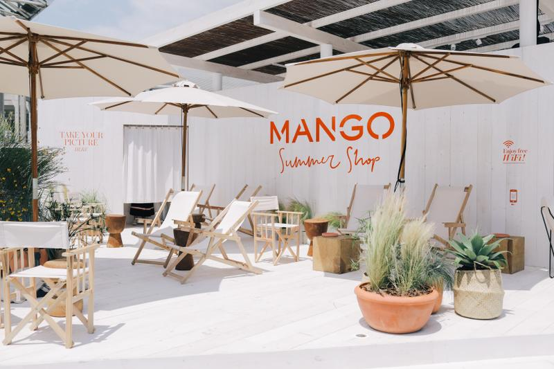 THE MANGO SUMMER SHOP COMPLETES THIS YEAR'S PRIMAVERA SOUND EXPERIENCE