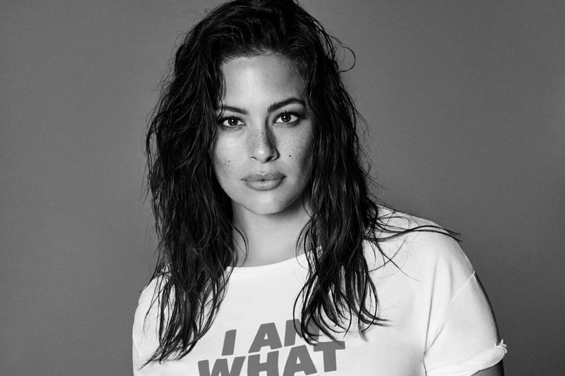 VIOLETA BY MANGO PRÉSENTE LA CAMPAGNE #IAMWHATIAM INCARNÉE PAR ASHLEY GRAHAM