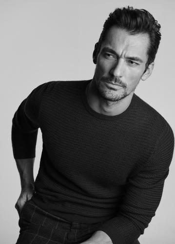 Icon of Style | David Gandy talks about his passions