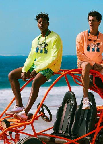 MANGO MAN DROPS A 90S-INSPIRED COLLAB WITH ICONIC LIFESTYLE BRAND MISTRAL